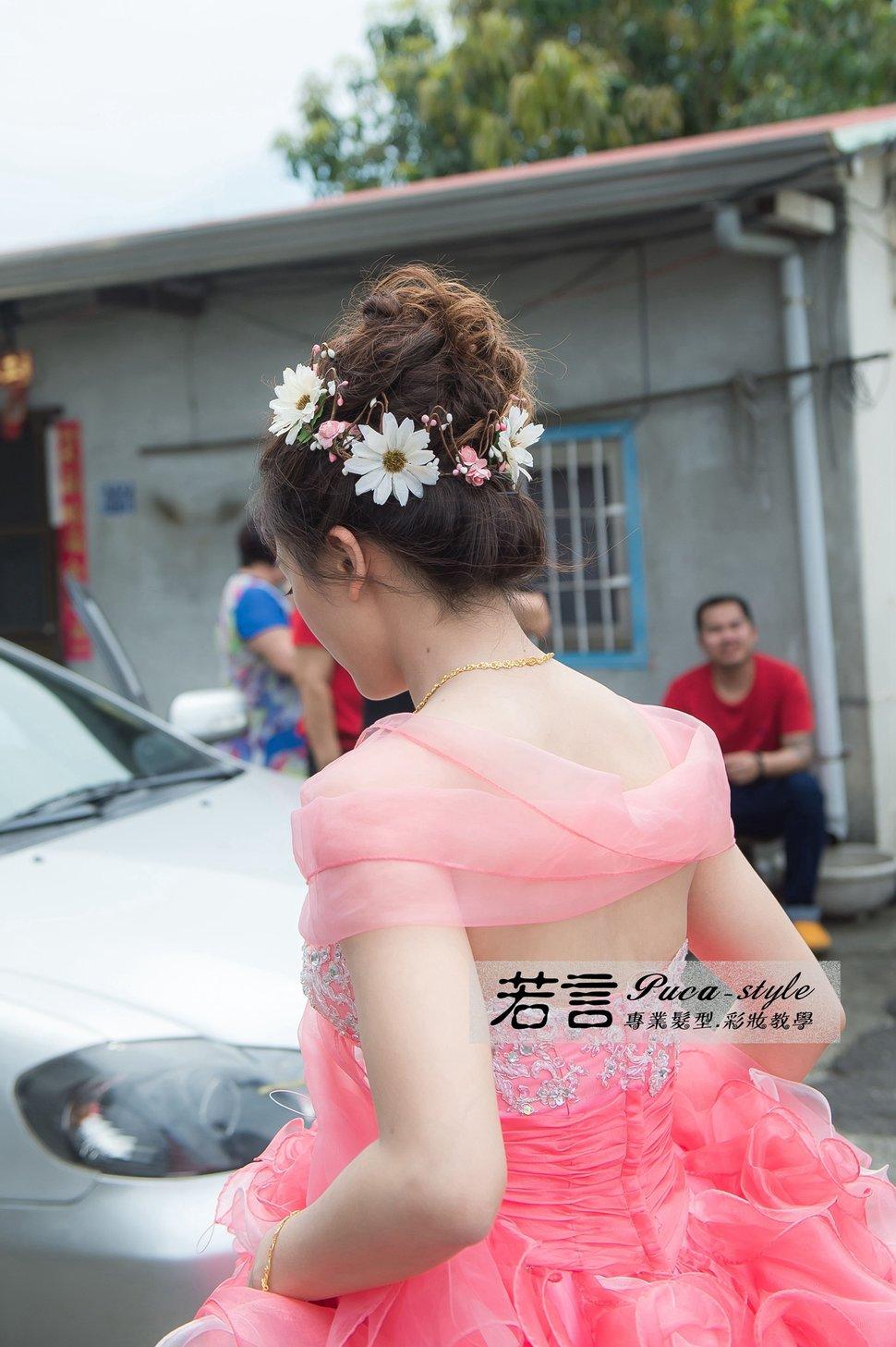 南臺灣新娘秘書韓式(噴槍)新秘團隊(編號:194525) - 若言造型團隊-噴槍底妝/陶瓷妝感 - 結婚吧