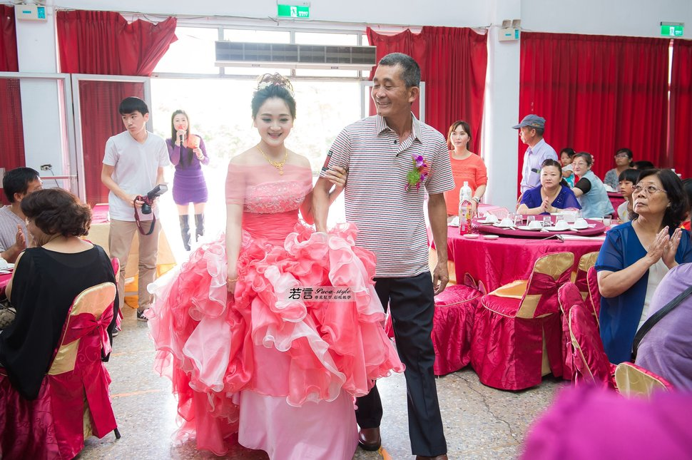 南臺灣新娘秘書韓式(噴槍)新秘團隊(編號:194528) - 若言新娘秘書韓式妝髮 - 結婚吧