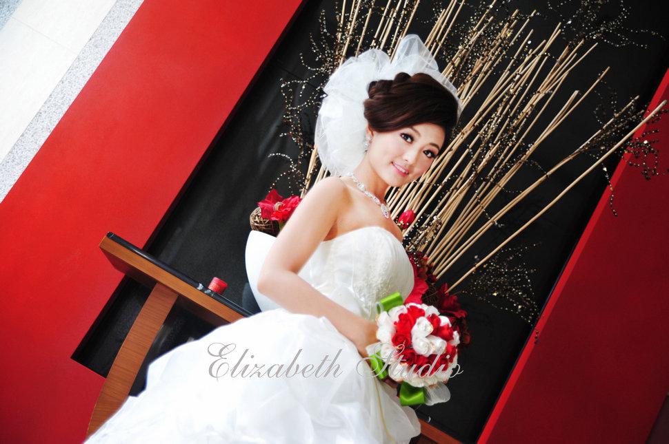 (編號:205624) - 若言新娘秘書韓式妝髮 - 結婚吧一站式婚禮服務平台