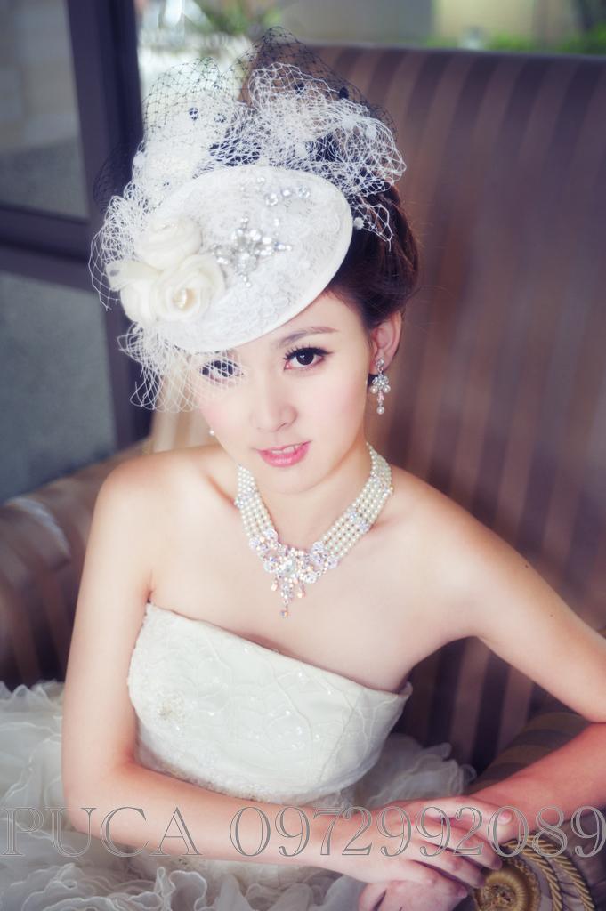 (編號:205636) - 若言新娘秘書韓式妝髮 - 結婚吧