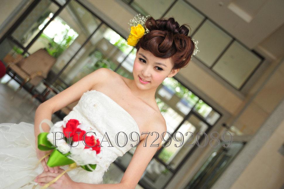 南臺灣新娘秘書韓式(噴槍)新秘團隊(編號:205638) - 若言新娘秘書韓式妝髮 - 結婚吧