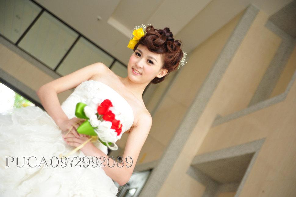南臺灣新娘秘書韓式(噴槍)新秘團隊(編號:205639) - 若言新娘秘書韓式妝髮 - 結婚吧