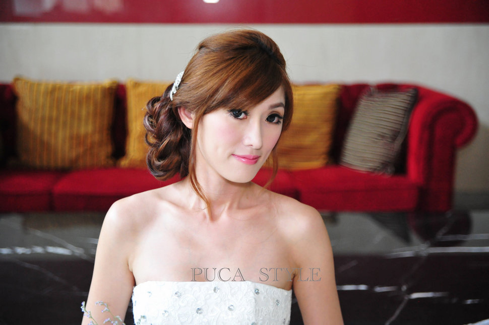 南臺灣新娘秘書韓式(噴槍)新秘團隊(編號:205642) - 若言新娘秘書韓式妝髮 - 結婚吧