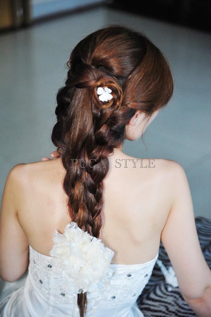 南臺灣新娘秘書韓式(噴槍)新秘團隊(編號:205650) - 若言新娘秘書韓式妝髮 - 結婚吧