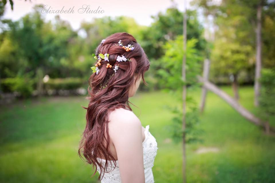 南臺灣新娘秘書韓式(噴槍)新秘團隊(編號:205660) - 若言新娘秘書韓式妝髮 - 結婚吧