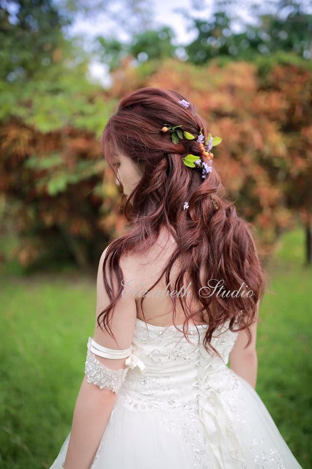 南臺灣新娘秘書韓式(噴槍)新秘團隊(編號:205661) - 若言新娘秘書韓式妝髮 - 結婚吧