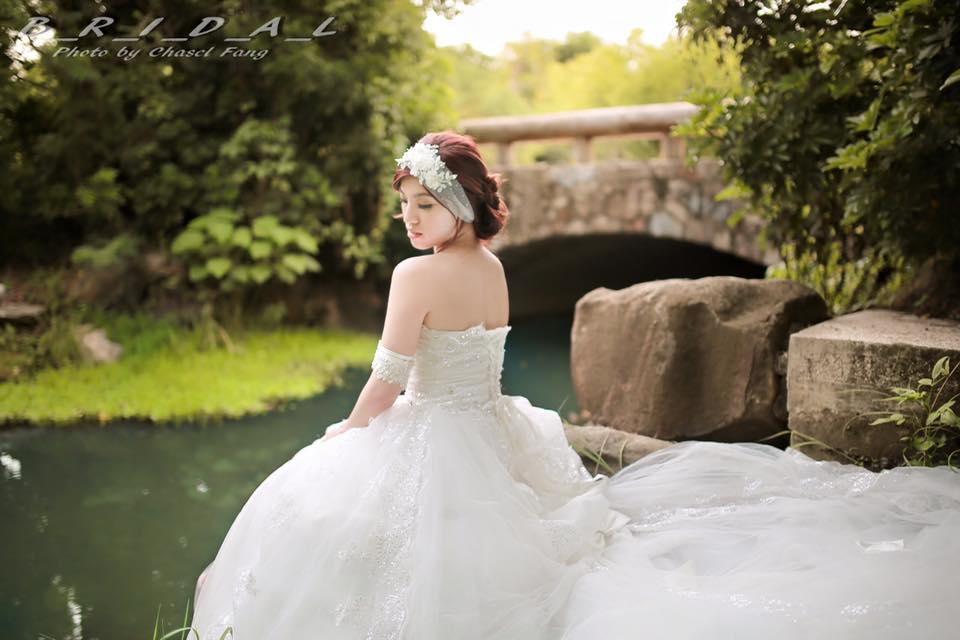 南臺灣新娘秘書韓式(噴槍)新秘團隊(編號:205662) - 若言新娘秘書韓式妝髮 - 結婚吧