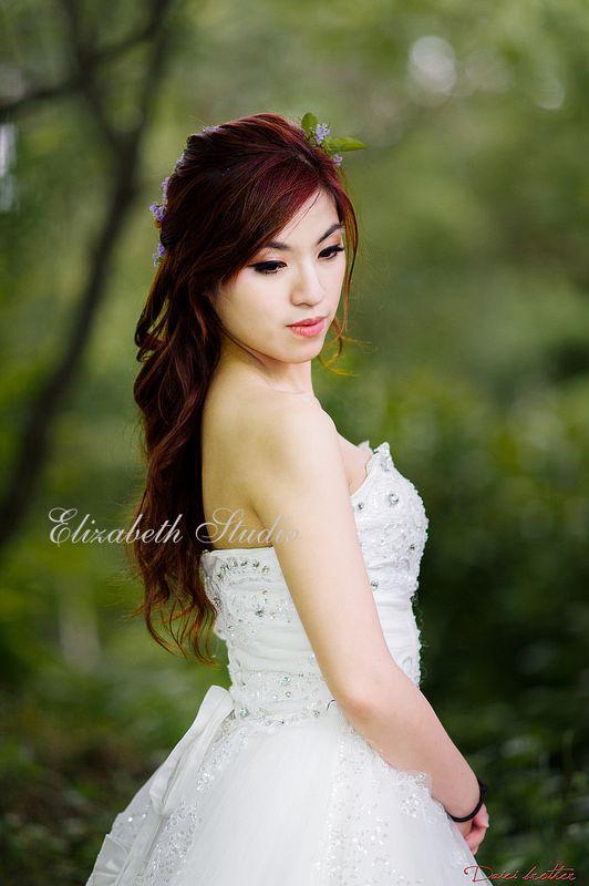 南臺灣新娘秘書韓式(噴槍)新秘團隊(編號:205663) - 若言新娘秘書韓式妝髮 - 結婚吧