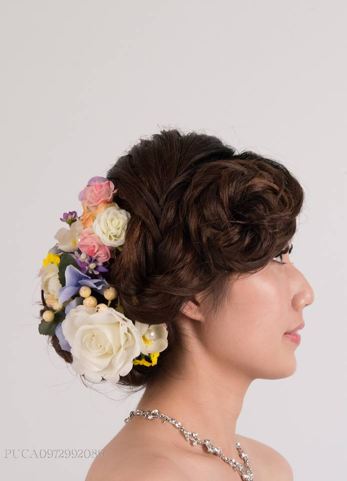 南臺灣新娘秘書韓式(噴槍)新秘團隊(編號:205670) - 若言新娘秘書韓式妝髮 - 結婚吧