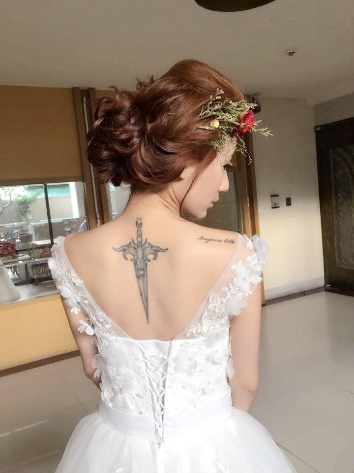 南臺灣新娘秘書韓式(噴槍)新秘團隊(編號:227998) - 若言新娘秘書韓式妝髮 - 結婚吧