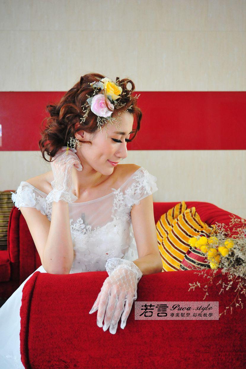 南臺灣新娘秘書韓式(噴槍)新秘團隊(編號:238505) - 若言造型團隊-噴槍底妝/陶瓷妝感 - 結婚吧