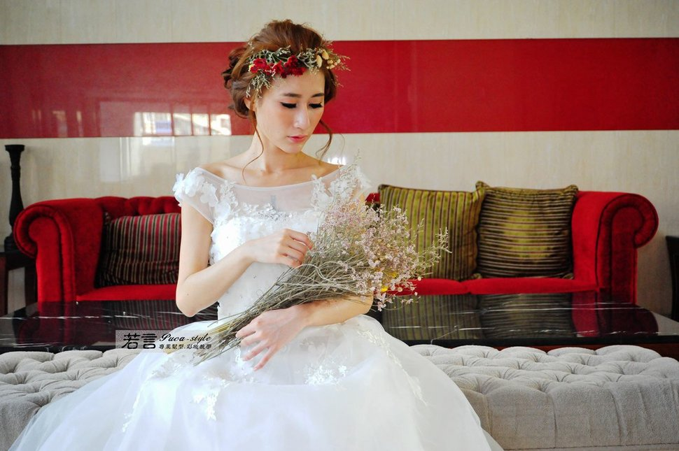 南臺灣新娘秘書韓式(噴槍)新秘團隊(編號:238554) - 若言新娘秘書韓式妝髮 - 結婚吧