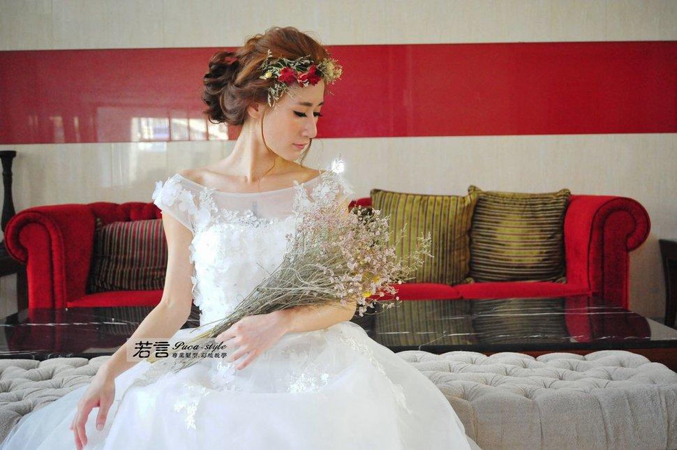 南臺灣新娘秘書韓式(噴槍)新秘團隊(編號:238555) - 若言造型團隊-噴槍底妝/陶瓷妝感 - 結婚吧