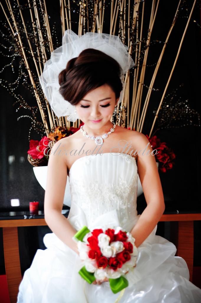 南臺灣新娘秘書韓式(噴槍)新秘團隊(編號:238563) - 若言新娘祕書韓式妝髮/新秘教學創意團隊 - 結婚吧