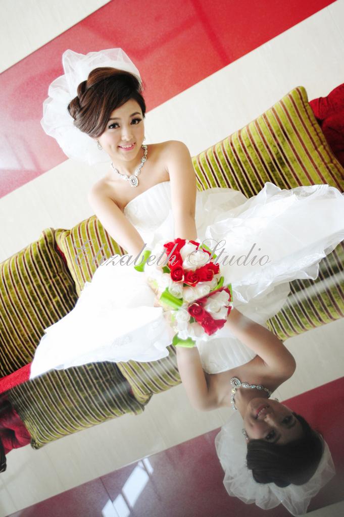 南臺灣新娘秘書韓式(噴槍)新秘團隊(編號:238565) - 若言新娘祕書韓式妝髮/新秘教學創意團隊 - 結婚吧