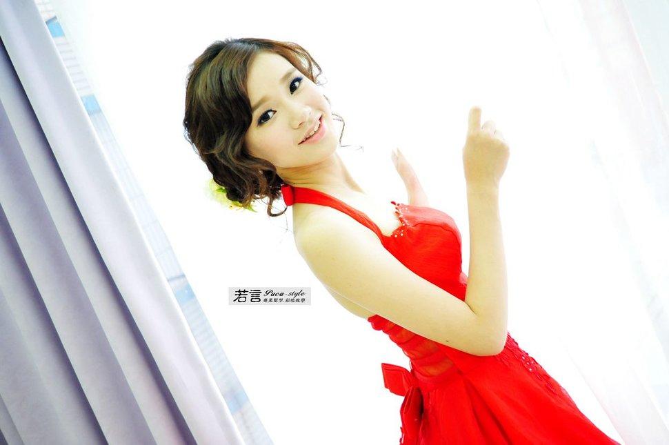 南臺灣新娘秘書韓式(噴槍)新秘團隊(編號:238573) - 若言新娘秘書韓式妝髮 - 結婚吧