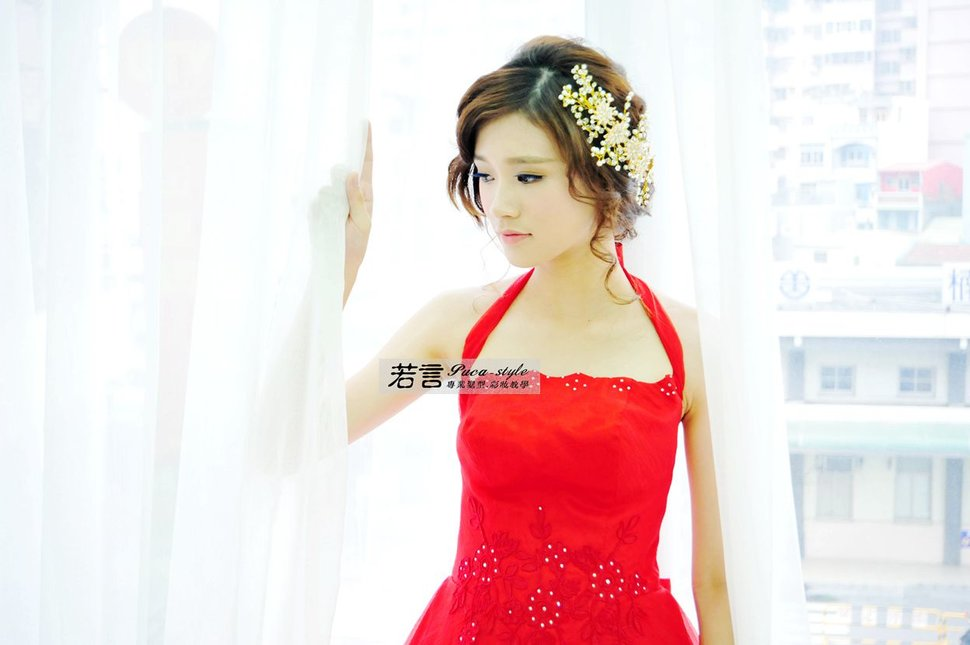 南臺灣新娘秘書韓式(噴槍)新秘團隊(編號:238579) - 若言新娘秘書韓式妝髮 - 結婚吧