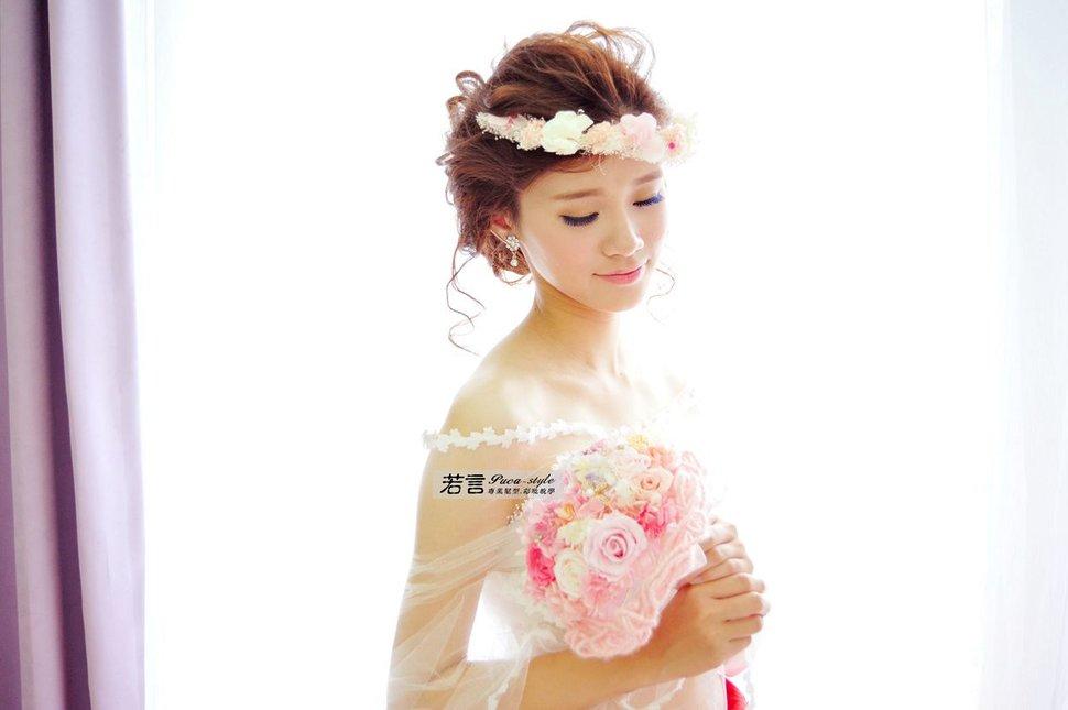 南臺灣新娘秘書韓式(噴槍)新秘團隊(編號:238581) - 若言新娘秘書韓式妝髮 - 結婚吧