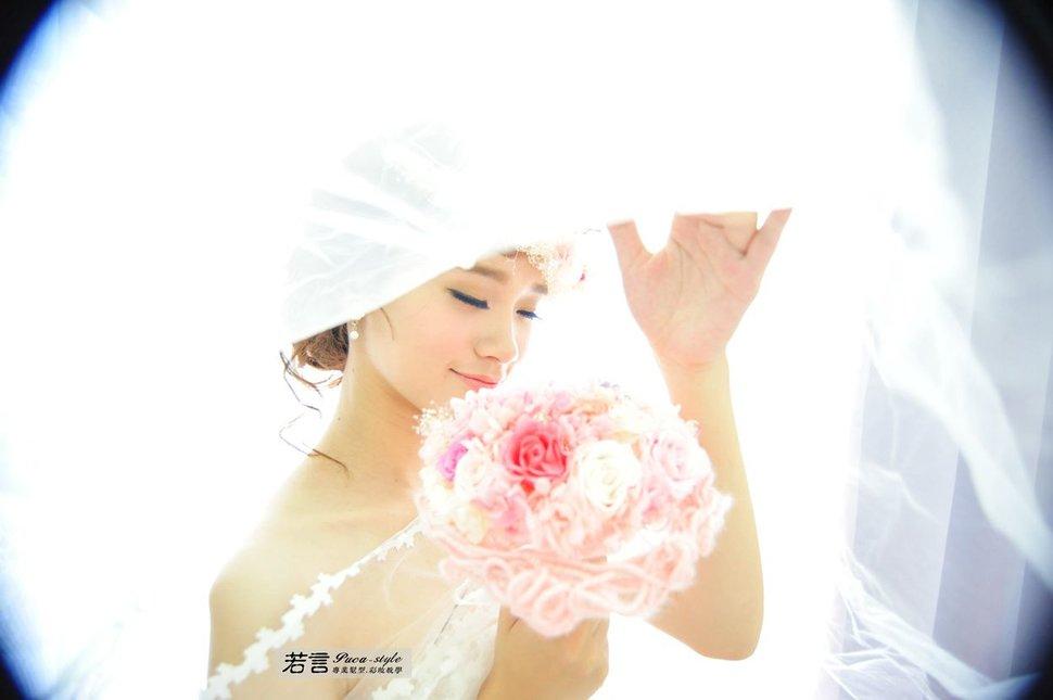 南臺灣新娘秘書韓式(噴槍)新秘團隊(編號:238582) - 若言新娘祕書韓式妝髮/新秘教學創意團隊 - 結婚吧