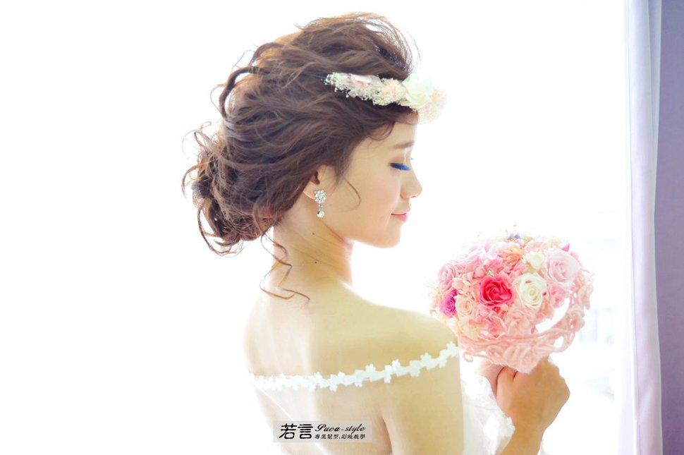 南臺灣新娘秘書韓式(噴槍)新秘團隊(編號:238585) - 若言造型團隊-噴槍底妝/陶瓷妝感 - 結婚吧
