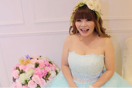 新娘雁子結婚宴