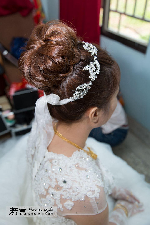 南臺灣新娘秘書韓式(噴槍)新秘團隊(編號:262753) - 若言新娘秘書韓式妝髮 - 結婚吧