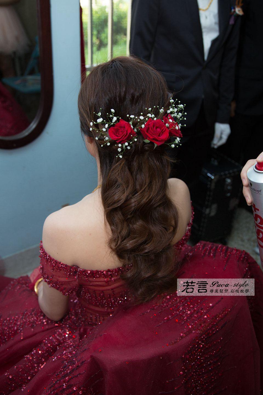 南臺灣新娘秘書韓式(噴槍)新秘團隊(編號:262757) - 若言新娘秘書韓式妝髮 - 結婚吧