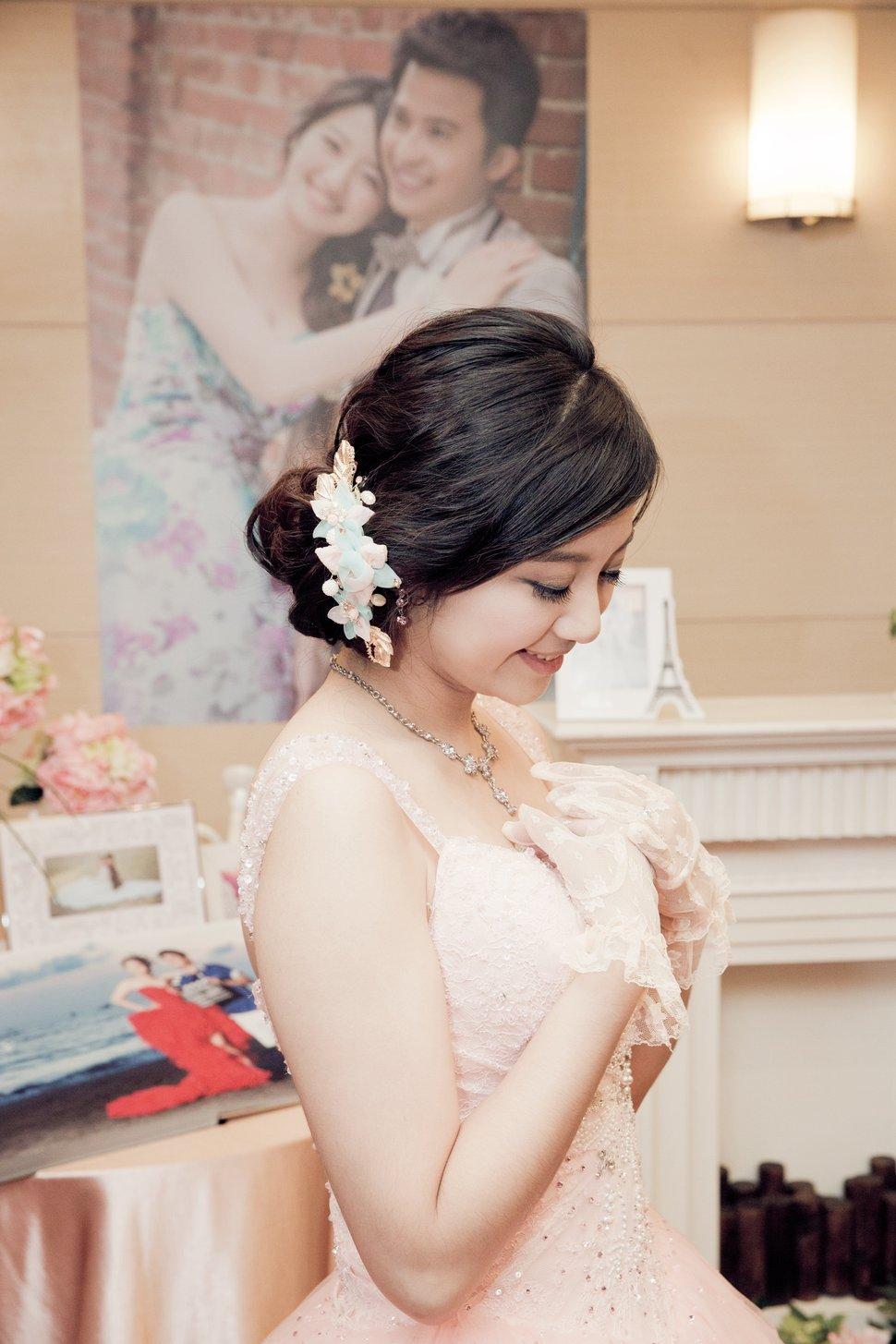 南臺灣新娘秘書韓式(噴槍)新秘團隊(編號:289826) - 若言新娘秘書韓式妝髮 - 結婚吧