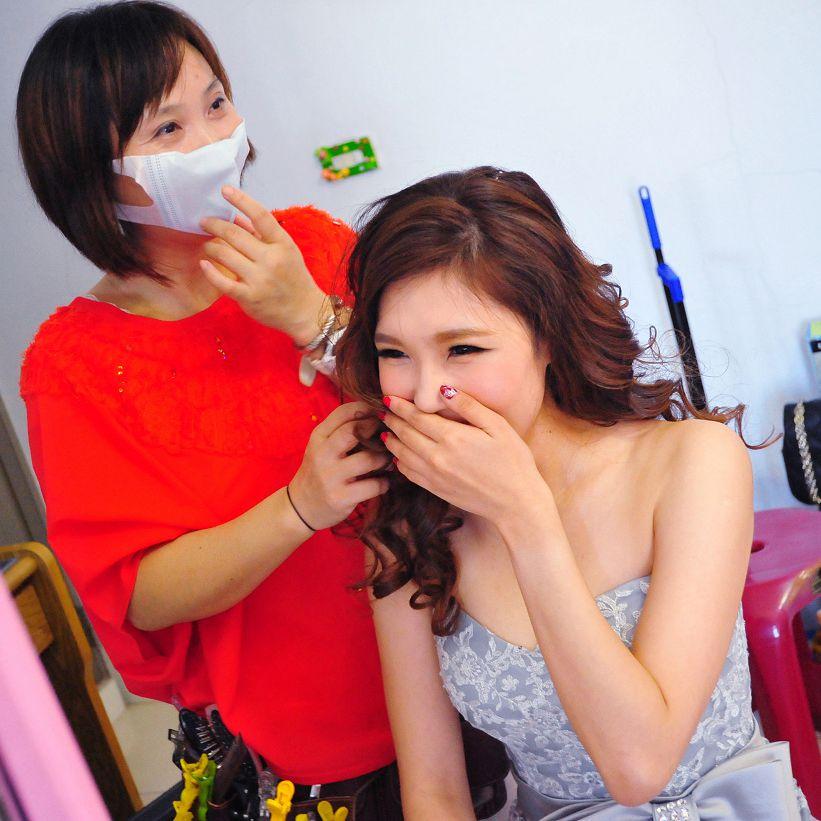 南臺灣新娘秘書韓式(噴槍)新秘團隊(編號:372603) - 若言造型團隊-噴槍底妝/陶瓷妝感 - 結婚吧