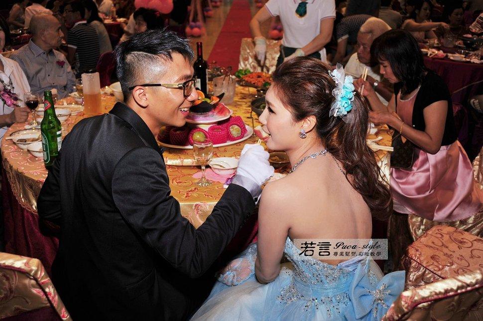 南臺灣新娘秘書韓式(噴槍)新秘團隊(編號:372614) - 若言造型團隊-噴槍底妝/陶瓷妝感 - 結婚吧