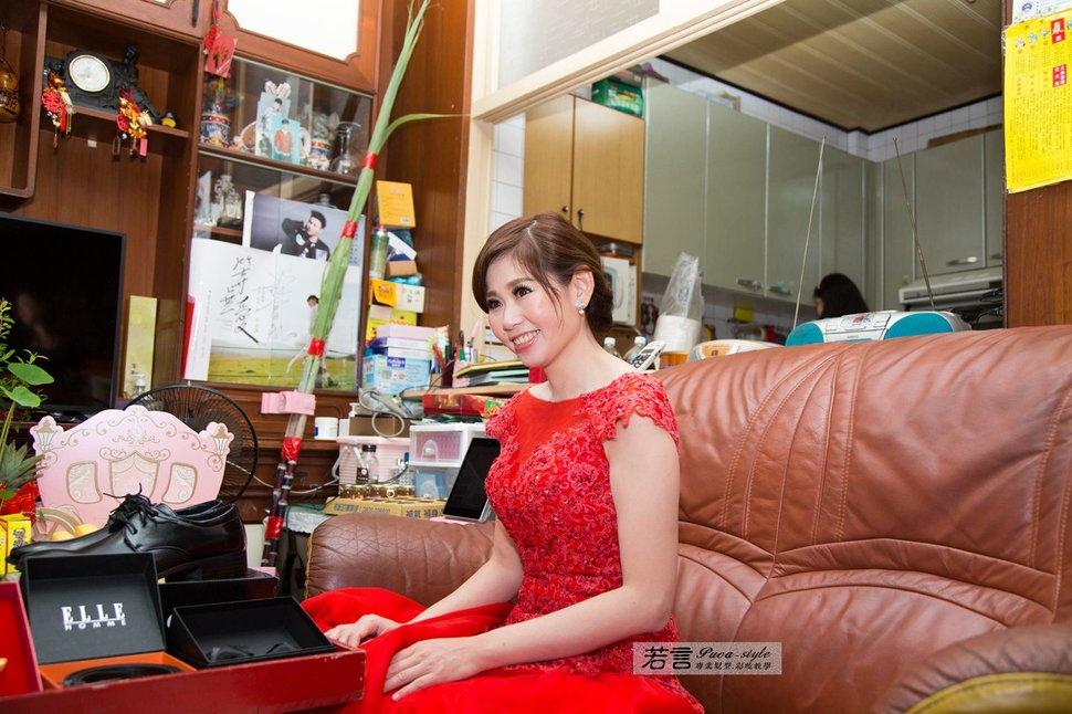 南臺灣新娘秘書韓式(噴槍)新秘團隊(編號:507519) - 若言新娘秘書韓式妝髮 - 結婚吧
