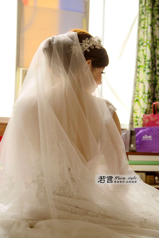 南臺灣新娘秘書韓式(噴槍)新秘團隊(編號:507522) - 若言新娘秘書韓式妝髮 - 結婚吧
