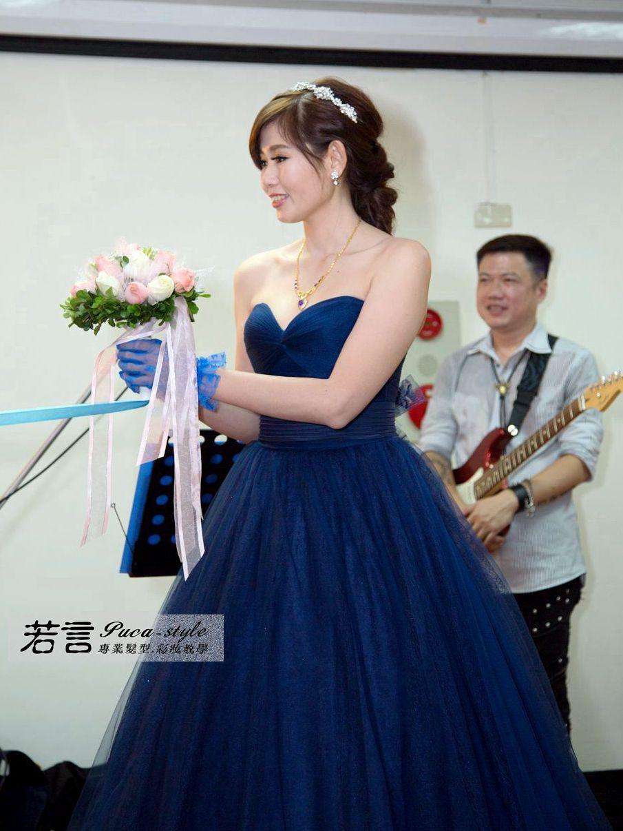 南臺灣新娘秘書韓式(噴槍)新秘團隊(編號:507528) - 若言新娘秘書韓式妝髮 - 結婚吧