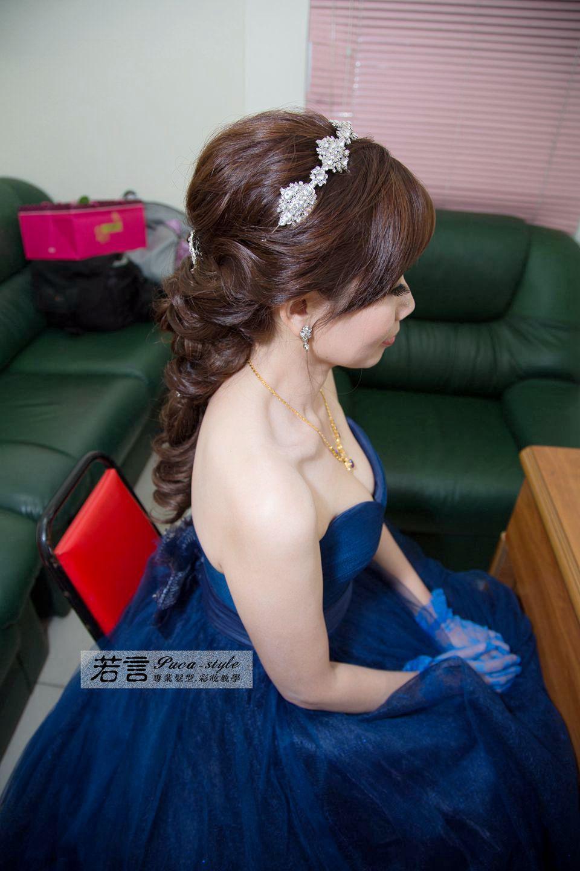 南臺灣新娘秘書韓式(噴槍)新秘團隊(編號:507530) - 若言新娘秘書韓式妝髮 - 結婚吧