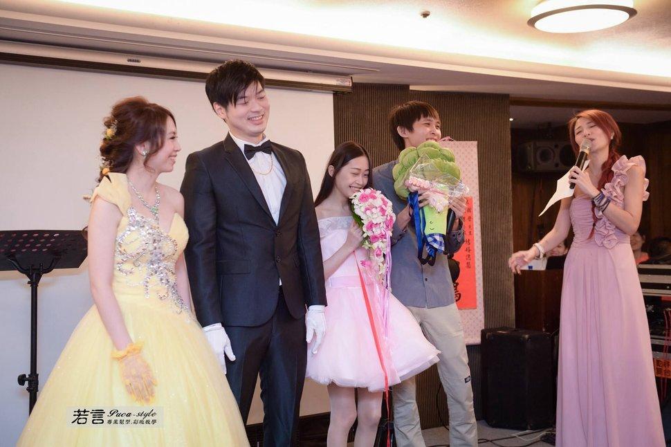 南臺灣新娘秘書韓式(噴槍)新秘團隊(編號:507533) - 若言新娘秘書韓式妝髮 - 結婚吧