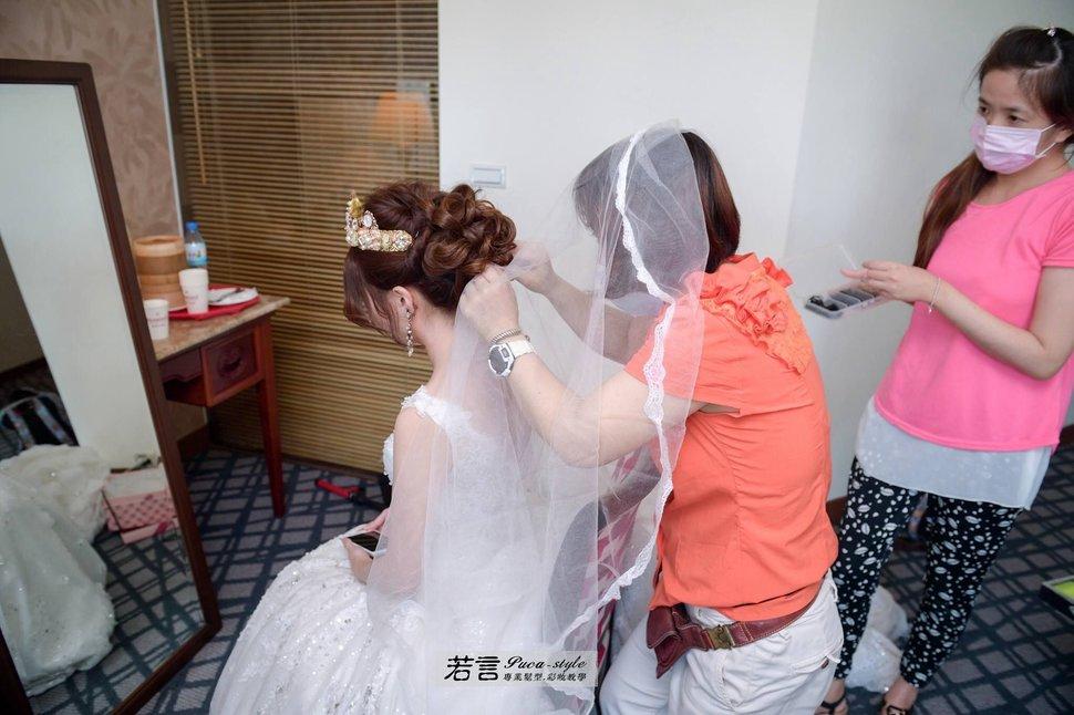 南臺灣新娘秘書韓式(噴槍)新秘團隊(編號:507538) - 若言造型團隊-噴槍底妝/陶瓷妝感 - 結婚吧
