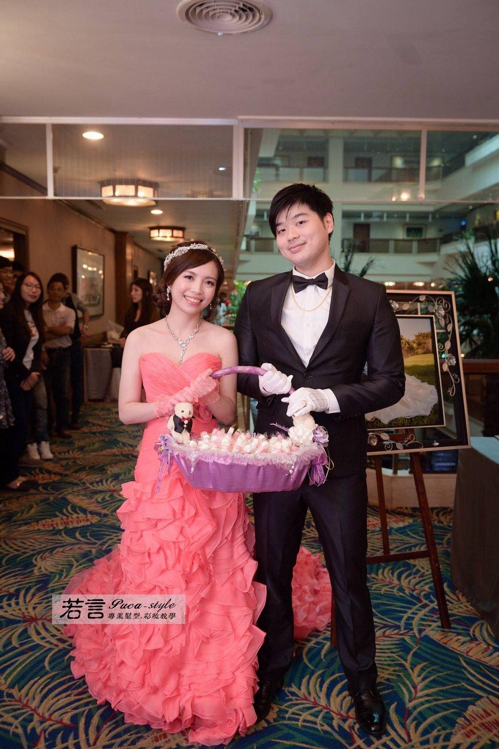 南臺灣新娘秘書韓式(噴槍)新秘團隊(編號:507540) - 若言新娘秘書韓式妝髮 - 結婚吧