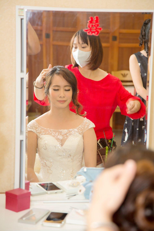 南臺灣新娘秘書韓式(噴槍)新秘團隊(編號:544957) - 若言新娘祕書韓式妝髮/新秘教學創意團隊 - 結婚吧