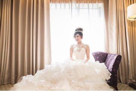 新娘珊琦結婚宴