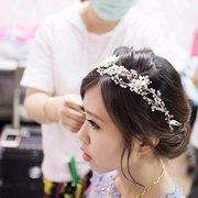 若言新娘秘書韓式妝髮!