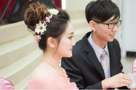 新娘陳亮結婚宴
