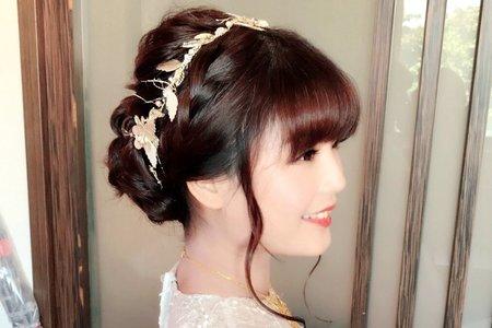 新娘呂歡結婚宴