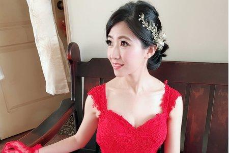 新娘文惠訂婚宴