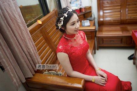 新娘靜雯婚宴