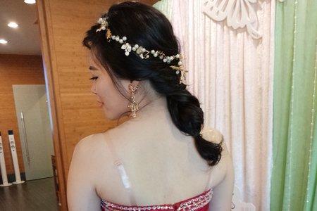 新娘(蕙萱)文定宴