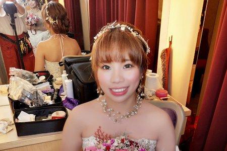 新娘(芸芸)婚宴