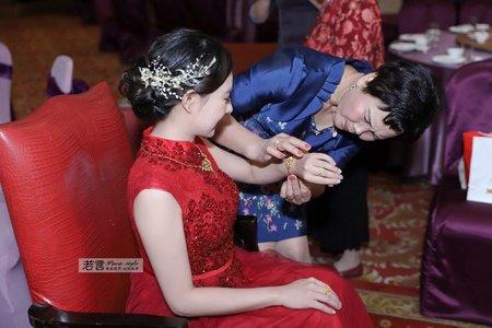 新娘(秉蕎)婚宴