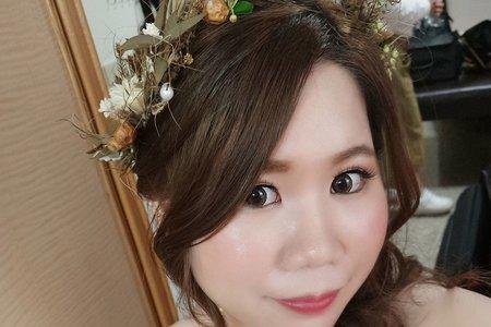 新娘(婉菁)婚宴