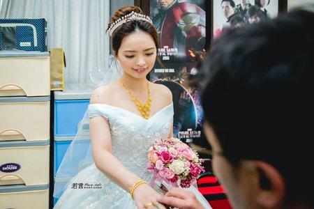 新娘(姈潔)迎娶