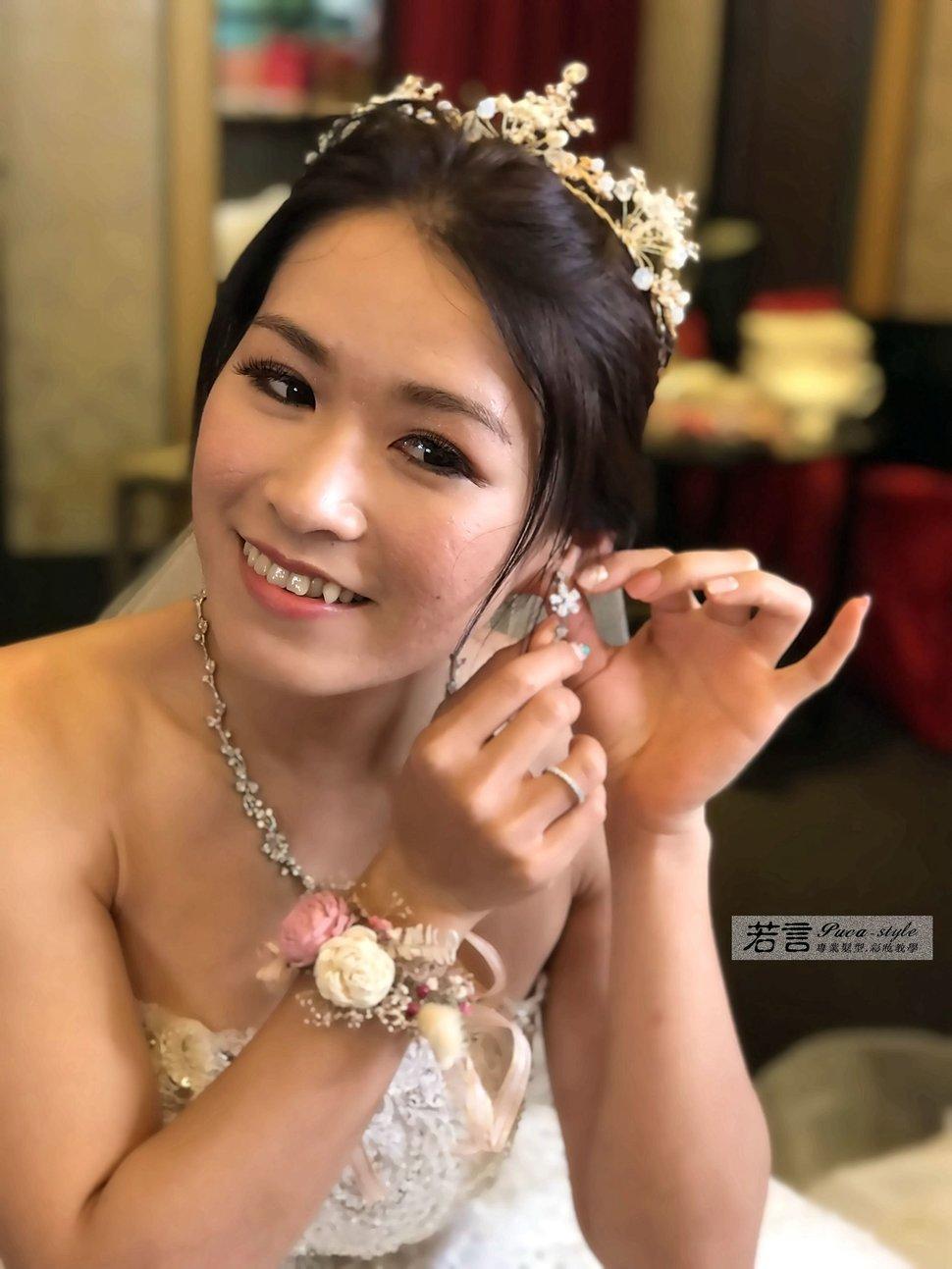 IMG_E7431_副本_副本 - 若言造型團隊-噴槍底妝/陶瓷妝感 - 結婚吧